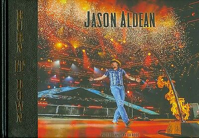 Jason Aldean Burn It Down book photography by Ed Rode