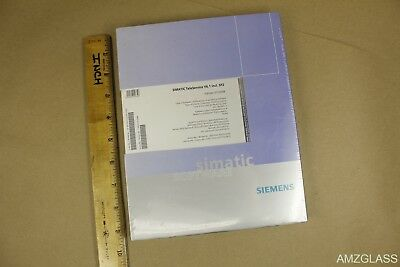 Siemens 6ES7842-0CE00-0YE0 Simatic TeleService Software V6.1 inc. SP2 ~ New