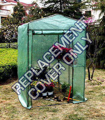 Walk In Greenhouse Replacement Reinforced Cover Green House Cold Frame Garden