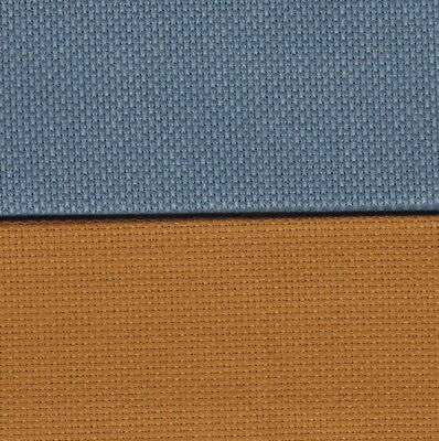 "14 Ct Fabric - Aida - 17 x 21"" - Several Colors to Choose From"