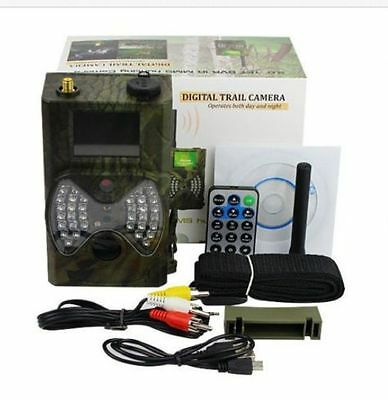 HC300M Hunting Trail Digital Camera Scouting Infrared HD 12MP 940NM MMS/GPRS GSM
