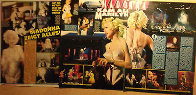 3 german clipping MADONNA LIVE NOT SHIRTLESS POP BOY BAND BOYS GAY INT. SINGER