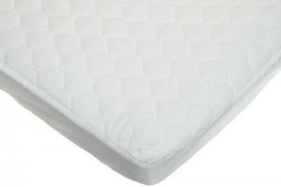 American Baby Company Quilted Fitted Waterproof Fitted Cradle Mattress Pad