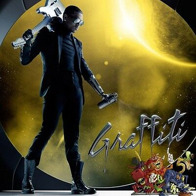 Chris Brown - Graffiti [New CD] Deluxe Edition