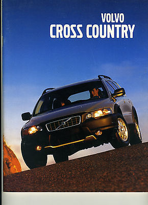 (84) Catalogue Volvo Cross Country