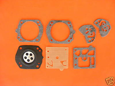 Carburettor Kit Fits Walbro D10-Hda Johnsered Echo Husqvarna Oleomac & Stihl