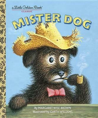 Mister Dog by Margaret Wise Brown (English) Hardcover Book Free Shipping!
