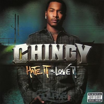 Chingy - Hate It Or Love It - 2*LP US NEU