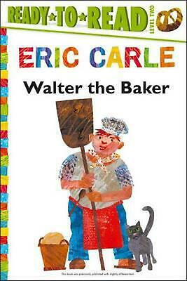 Walter the Baker by Eric Carle (English) Paperback Book Free Shipping!