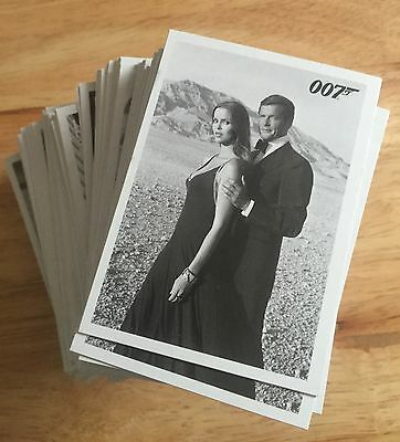 JAMES BOND ARCHIVES 2015 The Spy Who Loved Me Throwback Set - Numbers 50 & Below
