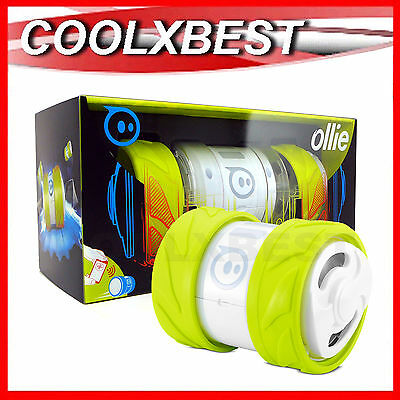 SPHERO OLLIE APP CONTROLLED RACING ROBOT DRONE ORBOTIX iPAD iPHONE ANDROID
