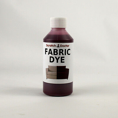BORDEAUX Fabric Dye for Sofa, Clothes, Denim, & more. Repairs & Re-Colours