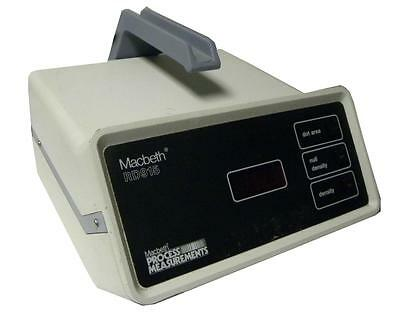Macbeth Rd-915C Reflection Densitometer With Calibration Plate