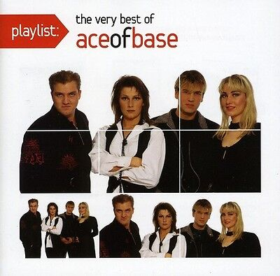 Ace of Base - Playlist: The Very Best of Ace of Base [New CD]