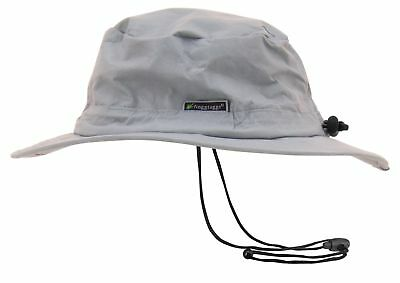 Frogg Toggs Waterproof Breathable Crushable Bucket Hat FTH101-07 Grey