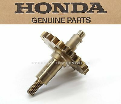 New Water Pump Impeller Shaft Gear 97-07 CR125 R Genuine Honda #D95