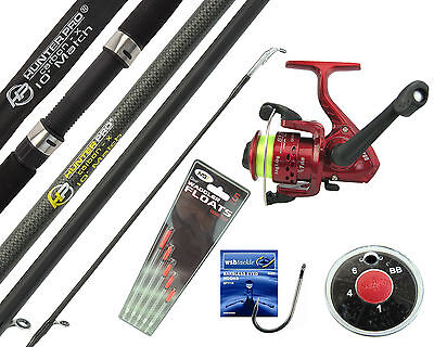 Complete Beginners Starter Float Fishing Set Kit Fishing Rod & Reel tackle Set