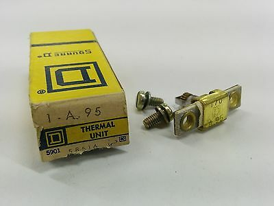 Square D A.95 Overload Relay Thermal Unit A .95 Nib