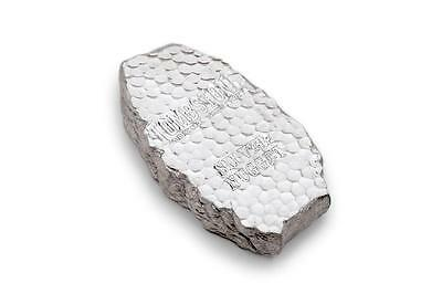 5 oz Tombstone Silver Nugget Bullion Bar .999 Fine Silver #A282