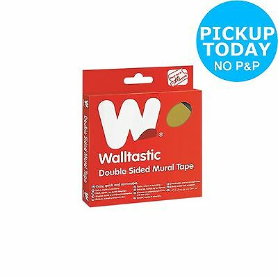 Walltastic Double Sided Wall Mural Tape. From the Official Argos Shop on ebay