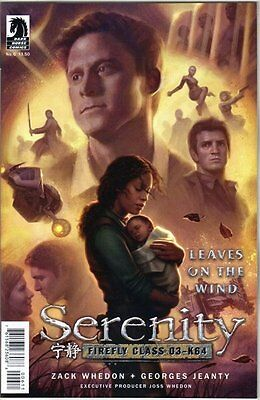 Serenity: Firefly Class 03-K64 Comic Book #6 Cover A, Dark Horse 2014 NEW UNREAD