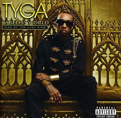 Tyga - Careless World Rise of the Last King [New CD] Explicit, Deluxe Edition