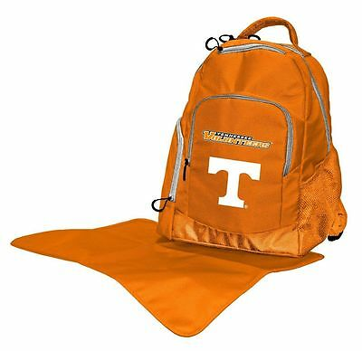 Lil Fan Tennessee Volunteers Diaper Bag Backpack