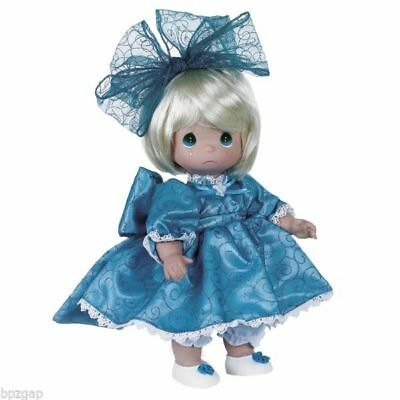 "Precious Moments I'm So Sorry Blonde 12"" Doll #4731"