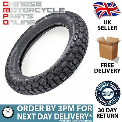 Motorcycle Rear Tyre 130/90-15 P Tubed for Kinroad Typhoon 125 XT125-18