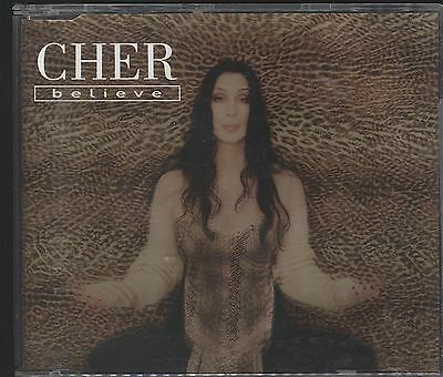 Cher - Believe CD  Acceptable see notes in description