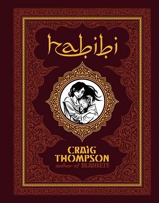Habibi (Hardcover), Thompson, Craig, 9780571241323