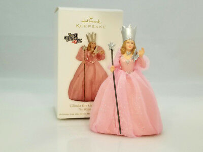 Hallmark Keepsake Ornament 2011 Glinda the Good Witch - Wizard of Oz - #QXI2819