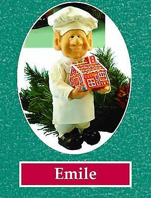 The Elves Themselves Emile Elf Resin Doll Zim's Whitehurst Company #20040