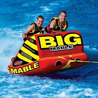 Boat Tube Big Mabel Double Rider Towable Multi Functional Marine