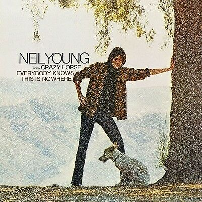 Neil Young - Everybody Knows This Is Nowhere [Vinyl New]