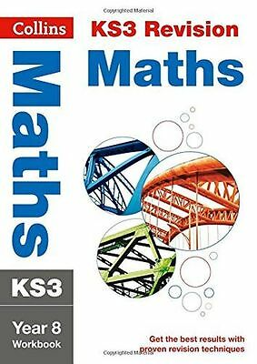 KS3 Maths Year 8: Workbook (Collins KS3 Revision and Practice (PB) - 0007562675