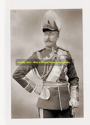 mm279 - Prince Arthur Duke of Connaught son of Queen  Victoria  - photo