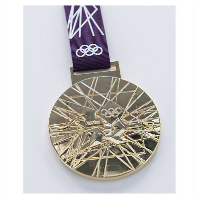 Olympic 2012 London Gold Medal Replica