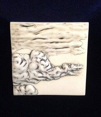 "Harmony Kingdom Picturesque Wimberley Tales ""The Clouds"" Magnetic Tile"