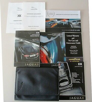 2010 2011 2012 2013 2014 JAGUAR XK XKR XKRS OWNERS MANUAL with NAVIGATION INSTRN