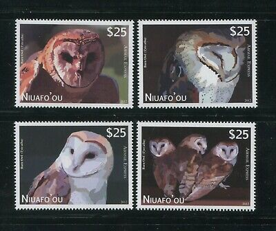 Kingdom of Tonga #CE2-5 Express Airmail MNH W/ Selvage OWLS CAT $112 - FOS104