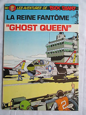 Buck Dany  40 Ghost Queen Reine Fantome Superbe Edition Couverture Souple 1983