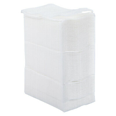 200 Super Absorbent Nail Wipes Lint Free  - By TRIXES