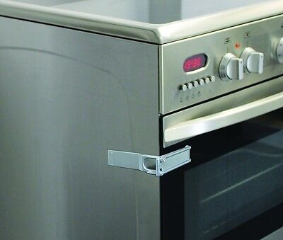 DreamBaby Microwave and Oven Lock Child Safety Kitchen Baby Proofing Latch