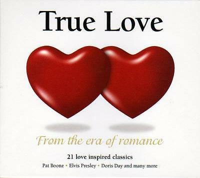 True Love - From The Era Of Romance (New Sealed Cd)