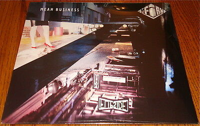 The Firm Mean Business Original Lp Still Factory Sealed!