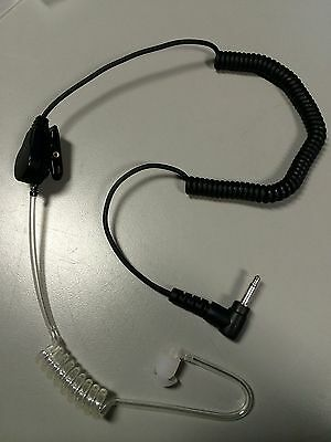 3.5mm Listen Only Headset With 6 EarTips for Uniden SDS100