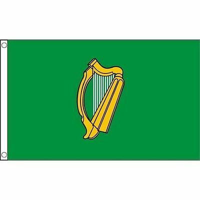 Leinster Flag - Large 5 X 3 Ft New - Irish Province Rugby Football Ie