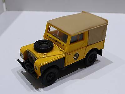 Auto Modello Dinky Matchbox Land Rover Series 1.80 Made In China