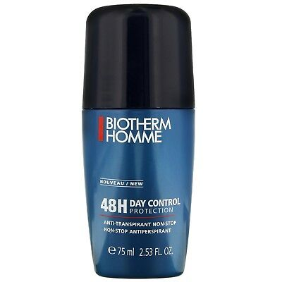 Biotherm Homme Day Control Antiperspirant Deodorant Roll-On 75ml